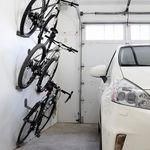 Premium Garage Bike Wall Mount Hook Hanger Rack