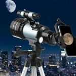 Professional Astronomical Telescope For Beginners