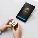 Smart Magic Cube - Bluetooth Smart-Solving Magnetic Rubik'S Cube