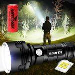 Super-Bright 90000Lm Shadowhawk Flashlight Cree Led P70