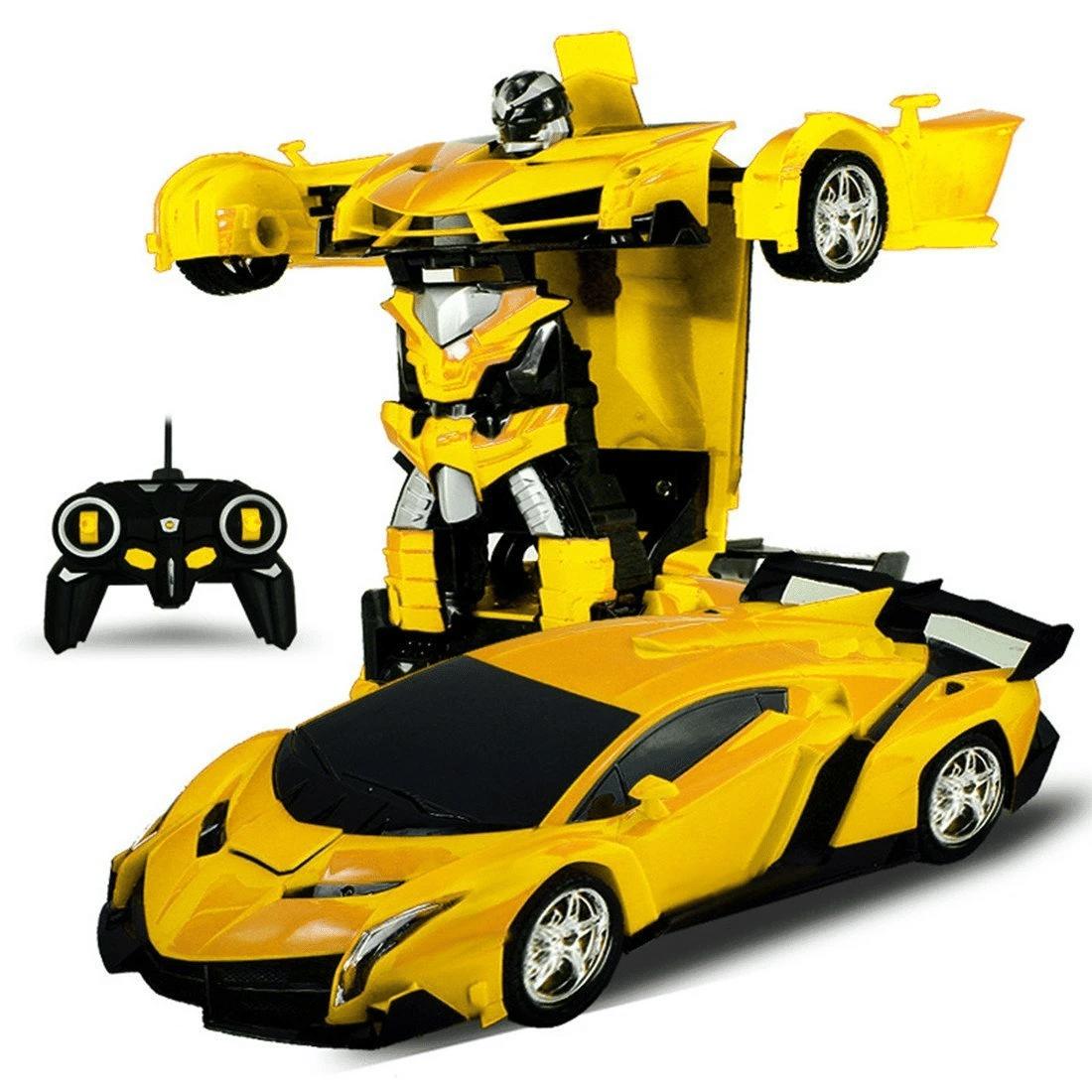 Transformix Transformer Car