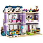 Toys Building Blocks Friends Emma'S House