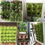 Vertical Garden Pocket Panels