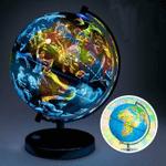 World Globe Led Constellation Map & Night Light
