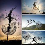 Perfect Wonderland Garden Decoration - The Naughty Spirits Are Dancing