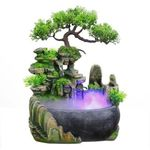 Mystic Garden Tabletop Fountain