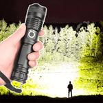 90000 Lumens Xhp50.2 Most Powerful Flashlight