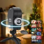 Window Projector For Christmas And Halloween
