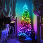 Twinkly Strings Christmas Tree Lights