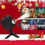 Christmas Window Projector : Decorate Your Window Quickly And Easily