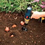 Fast Planter Garden Spiral Hole Drill Planter