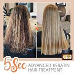 Advanced Keratin Hair Treatment