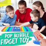 Pop Bubble Fidget Toy