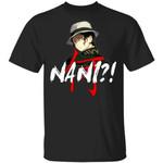 Demon Slayer Muzan Kibutsuji Nani Shirt Funny Kimetsu No Yaiba Character Tee