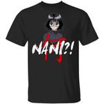 Hunter X Hunter Shizuku Nani Shirt Funny Anime Character Tee