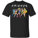 Sailor Moon FRIENDS T Shirt Sailor Moon Anime Tee