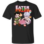 Eater X Eater Killua and Gon Shirt Parody Anime Hunter X Hunter Tee