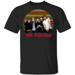 One Direction Reunion T-shirt Vintage Style