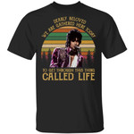 Prince T-shirt Dearly Beloved We Are Gathered Here Today Tee