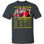 Mrs. Brown's Boys 10 Years Anniversary 2011 - 2021 T-shirt