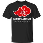 Grandpa Akatsuki Shirt Naruto Family Tee