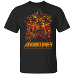 My Hero Academia Avengers T-shirt Anime Tee