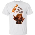 It's LeviOsa Not LeviosaA Hermione T-shirt Harry Potter Tee