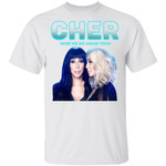 Cher Here We Go Again Tour 2020 2-Sided T-shirt