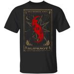 Slipknot Tee Shirt Slipknot Tarot Card Metal T-shirt