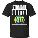 Straight Outta Ritz Tee Shirt Snack Lovers T-shirt