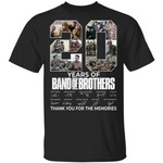 Band Of Brothers 20 Years Anniversary 2001 - 2021 Tee