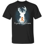 Expecto Patronum Kidney Cancer Awareness T-shirt Harry Potter Patronus Tee