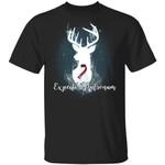 Expecto Patronum Head And Neck Cancer Awareness T-shirt Harry Potter Patronus Tee