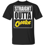 Straight Outta Cheetos Tee Shirt Snack Lovers T-shirt