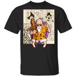 Dragon Ball Master Roshi Shirt Anime Character Mix Manga Style Tee