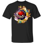 Pokemon Halloween T Shirt Anime Tee