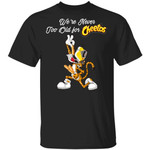 We're Never Too Old For Cheetos T-shirt Snack Addict Tee