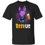 Beerus Beer Shirt Funny Lord Beerus Dragon Ball Tee
