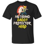 Minato Husband Daddy Protector T Shirt Naruto Anime Tee