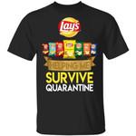 Lay's Helping Me Survive Quarantine T-shirt