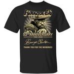 Funkadelic T-shirt 52th Anniversary 1968 - 2020 Tee