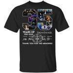 Dream Theater T-shirt 35 Years 1985 - 2020 Anniversary Tee