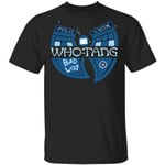 Who Tang T-shirt Wu Tang Doctor Who Tardis Tee