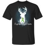 Expecto Patronum Lymphoma Awareness T-shirt Harry Potter Patronus Tee