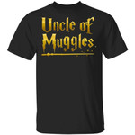 Uncle Of Muggles T-shirt Harry Potter Uncle Tee