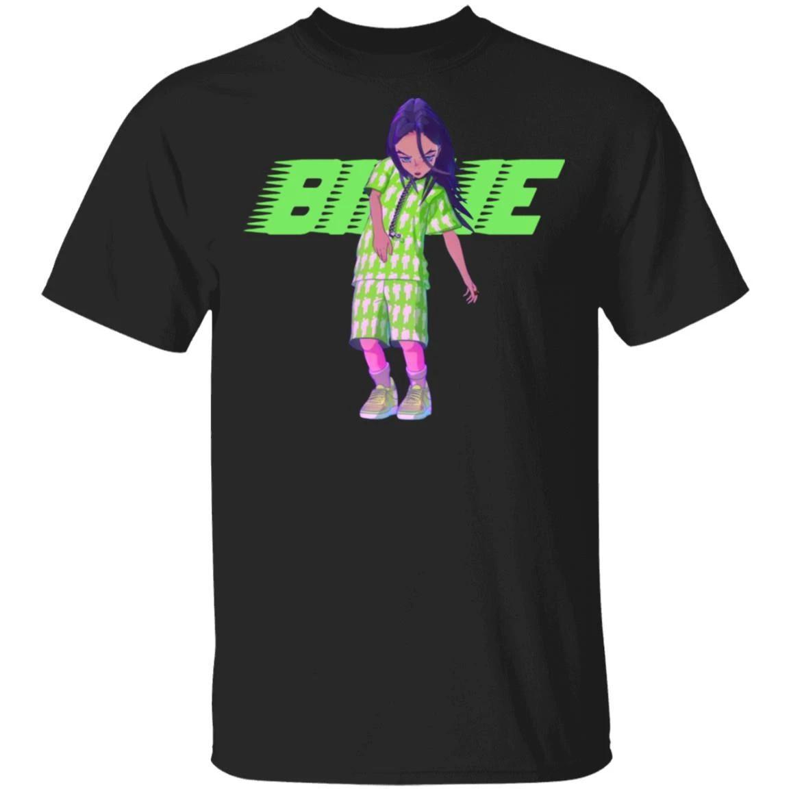 Billie Eillish Signature Dance Move T-shirt