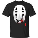 Kaonashi Spirited Away T-shirt Anime Tee
