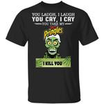 Pringles Achmed T-shirt You Take My Snack I Kill You Tee