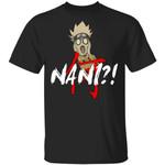 Naruto Uzumaki Nani Shirt Funny Anime Character Tee