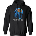 X-Ray Of My Head All Of Goofy Hoodie When Doctor Takes